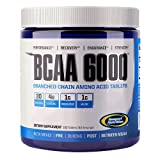 Gaspari Nutrition BCAA 6000 Tablets, 180 Count Review