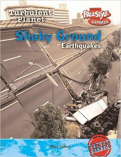 Freestyle Max Turbulent Planet Shaky Ground Earthquakes Hardback