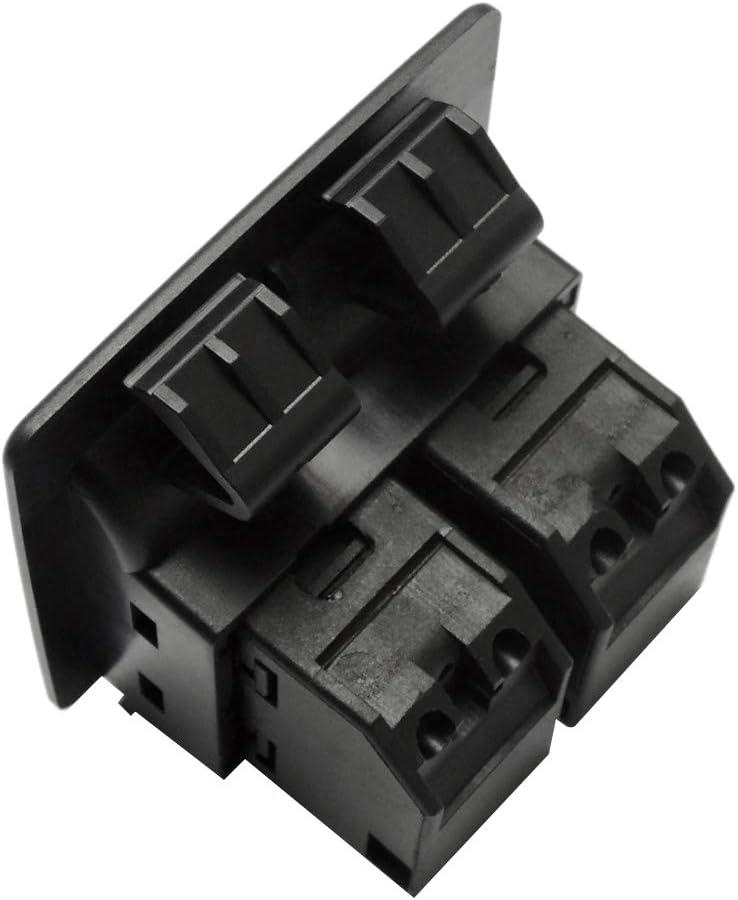 LQNB Coche Interruptor Elevalunas El/éctrico para Beetle 1998-2010 1C0 959 855 una 1C0959855A