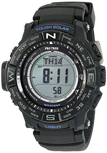 Casio PRW3510Y 1 Triple Digital Silicone