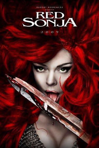 Amazon Com Red Sonja Prints Posters Prints