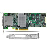 Tlegend Instrument® LSI 3ware SAS 9750-8e RAID Controller Card SATA/SAS 6Gb/s PCI-Express 2.0 with 512MB onboard memory (LSI00243)