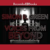 Voices From Beyond: Ghost Finders, Book 5 | Simon R. Green
