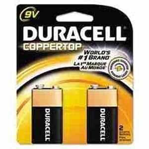 Amazon.com: DURMN1604B2Z - Duracell MN1604B2Z Alkaline