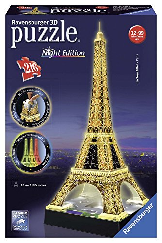 Ravensburger Eiffel Tower -...
