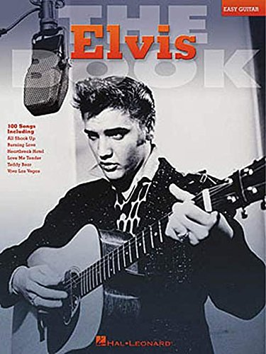 The Elvis Book (Easy Guitar)