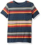 Lucky Brand Boys' Short Sleeve Printed Tee Shirt