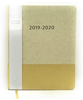 Amazon.com : Quo Vadis Monthly 4#76 Planner Refill 2019-2020 ...