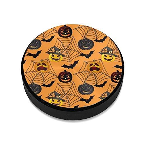 Halloween Pumpkin Pattern Universal Magnetic Car Mount Phone Holder for All Cell Phones -