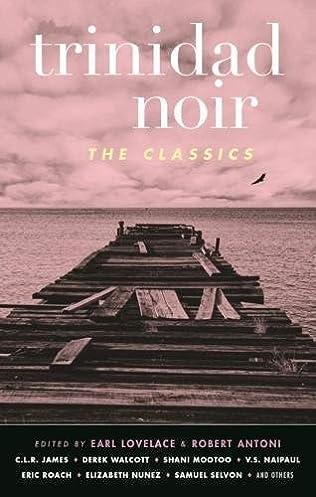 book cover of Trinidad Noir