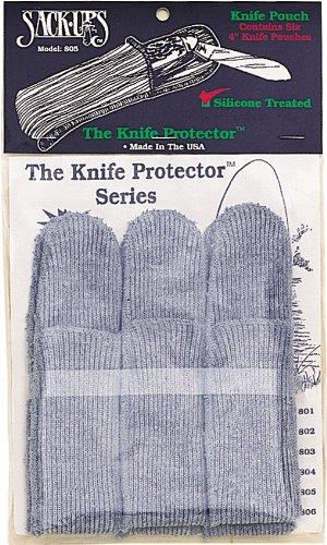 AC 803 6 Piece Assorted Knife Roll (Sack Ups Knife)
