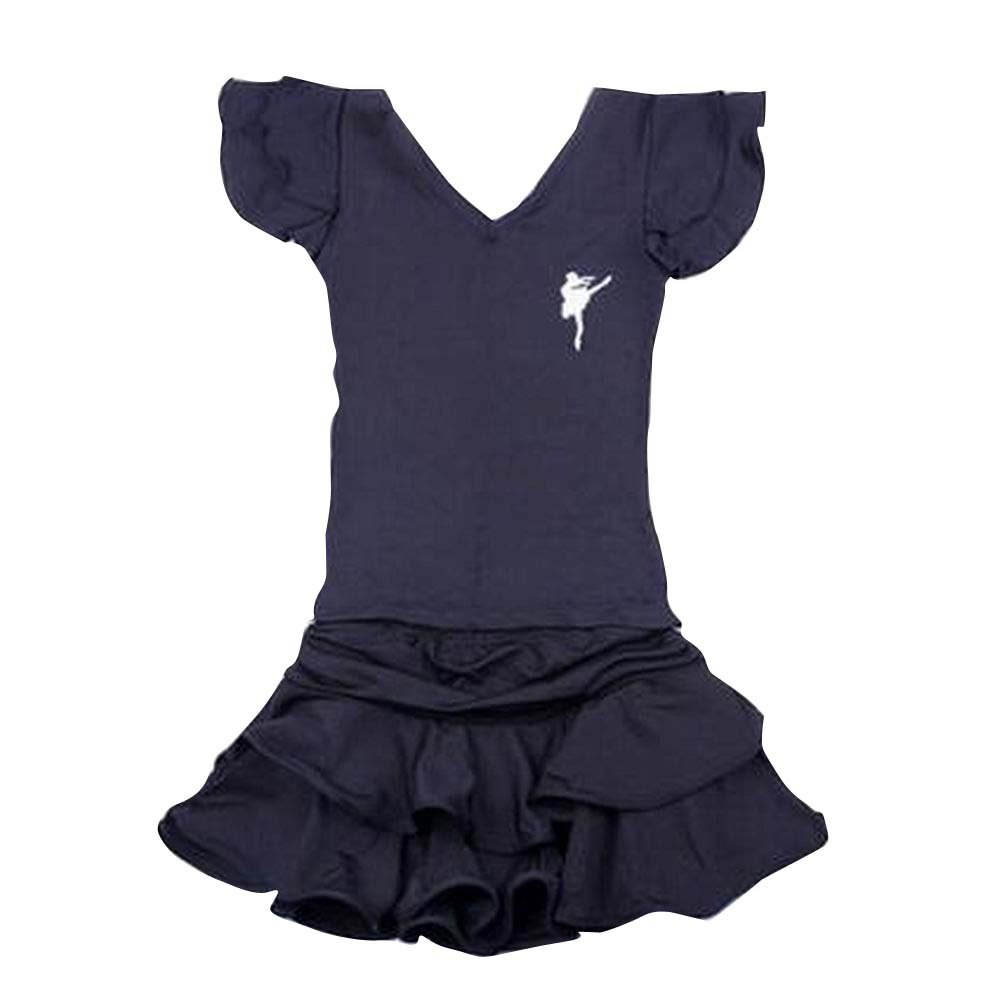 Hornet Park Baby Cotton Dance Body Latin/Sport Indossare un set