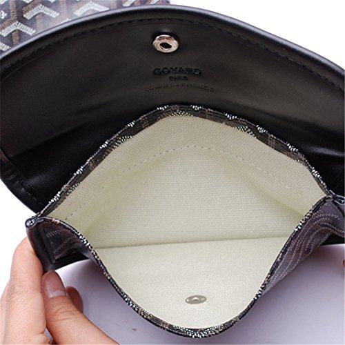 Agote Women Fashion Shipping Shoulder Tote Bag Set (BLACK.) by Agote (Image #1)