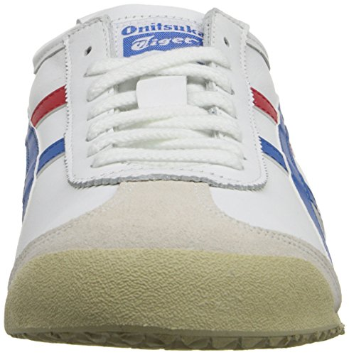 Onitsuka Tiger Mexico 66 Sneaker White/Blue/Re White/Blue/Red T3TJ28Fa8
