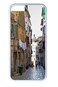 iphone 6 4.7inch Case and Cover Village alley PC case Cover for iphone 6 4.7inch White