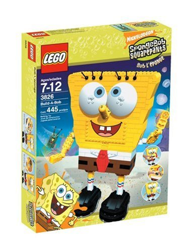 Top 9 Best LEGO Spongebob SquarePants Sets Reviews in 2019 7