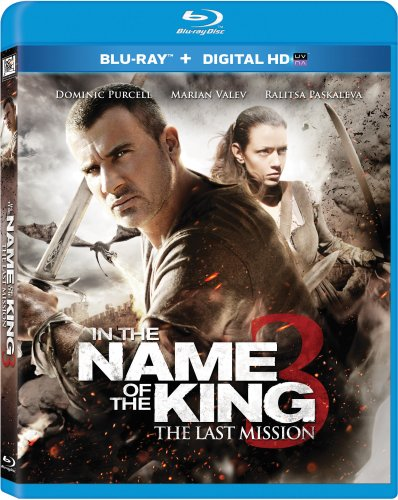 In the Name of the King 3: The Last Mission Blu-ray
