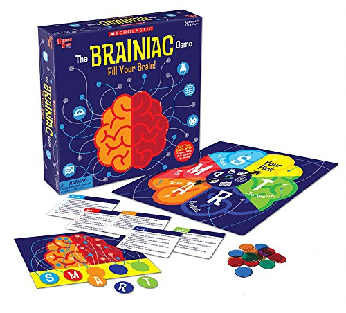 Scholastic - The Brainiac Game