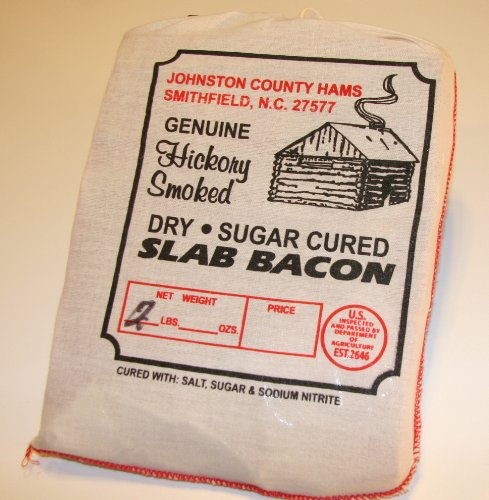 Country Cured Bacon by Johnston County Hams -