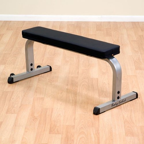 Body-Solid Flat Bench by Ironcompany.com