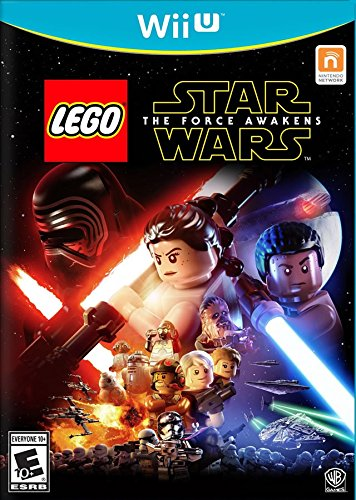 Price comparison product image LEGO Star Wars: The Force Awakens - Wii U Standard Edition