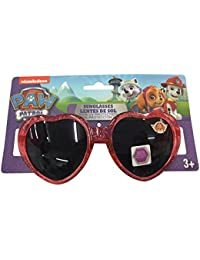 Patrol Girls Shaped Sunglasses Protection Features