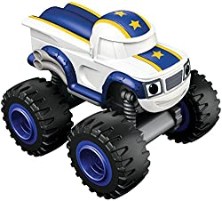 Fisher-price Nickelodeon Blaze & The Monster Machines, Darington Vehicle