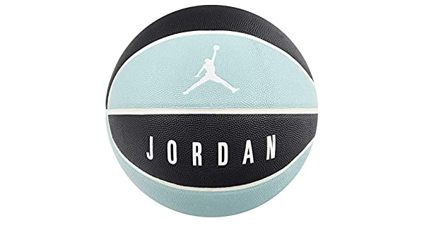 Jordan Balón Nike Ultimate 8P J000264530207 Verde/Negro: Amazon.es ...