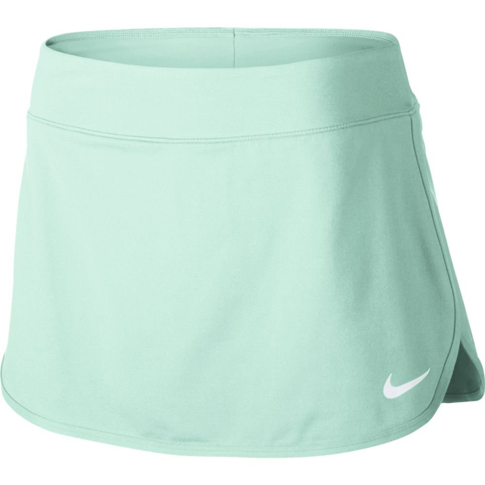 W NKCT Pure Skirt Women's Tennis Skirt, Igloo/White, Medium