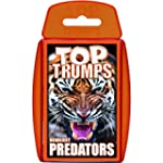 Predators Top Trumps Card Game | Educational Card Games