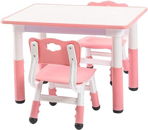 Juegos de mesas y sillas Juego De Mesa Y Silla Para Niños Pupitres Y Sillas De