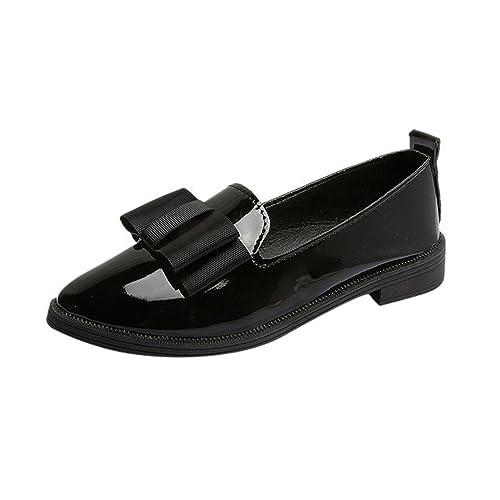 Mocasines Mujer, Modaworld Zapatos Planos cómodos Mujer Primavera Verano Sandalias Zapatos Planos de Playa Calzado Casual de señoras Zapatillas Mujer ...