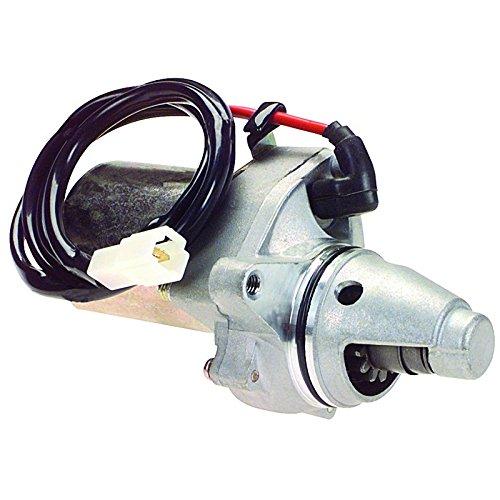 SM10230 31100-40B01 New ATV Starter Fits Kawasaki KSF80 KFX80 /& Suzuki LT80 Quadsport 21163-S003 LT80-CS90