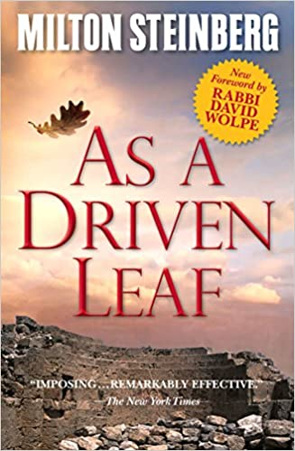 As a driven leaf revised edition kindle edition by milton as a driven leaf revised edition kindle edition by milton steinberg literature fiction kindle ebooks amazon fandeluxe Gallery