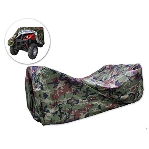 Wawoo ® étanches et stretch quad aTV housse coque étanche bâche de  camouflage pour 82b11dbc191