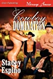 Cowboy Domination, Stacey Espino, 1610342682