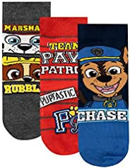 Paw Patrol Boys' Socks Pack