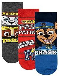 Paw Patrol Boys' Socks Pack of 3