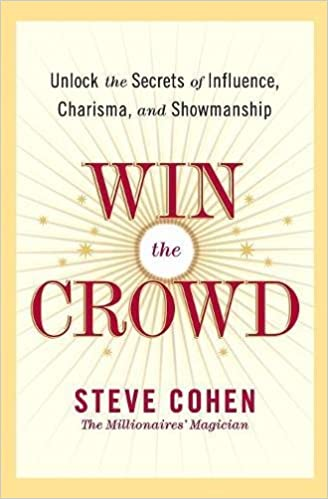 win the crowd cohen steve
