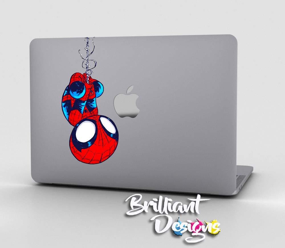 Spiderman,Spiderman Sticker, Spiderman Decal, Stickers, Macbook Decals, Makes the Perfect Gift