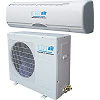 Sunlight Supply Ideal Air Mini-Split Air Conditioner and Heat Pump — 36,000 BTU, 15 Seer