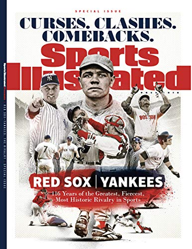 Yankees Sport Magazine - Sports Illustrated Yankee Red Sox Rivalry Commemorative Issue