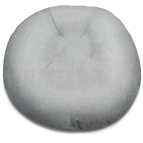 Removable Cover for Boppy Newborn Lounger (Organic Cotton, No Chemical Dyeing, Charitable Donations) by Zuer