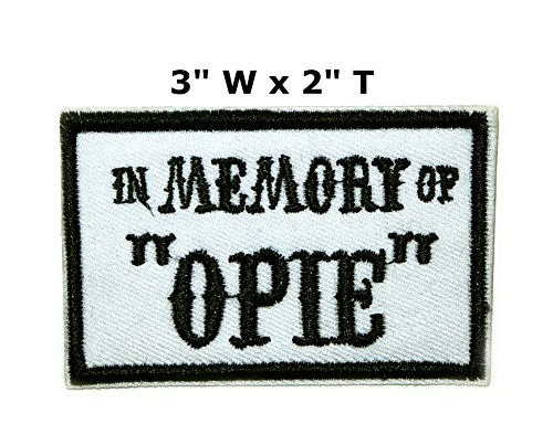 Sons of Anarchy In Memory of Opie - 3