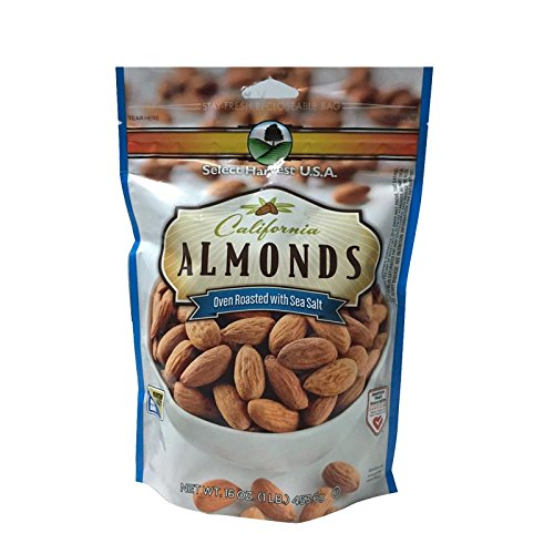 Harvest Select (Almonds (Roasted w/Sea Salt))