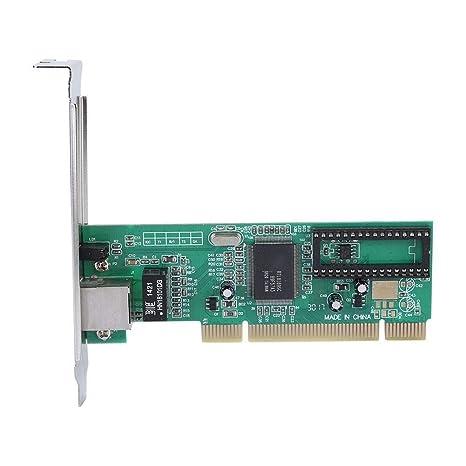PC de Escritorio Tarjeta Ethernet, PCI Un Puerto Realtek ...