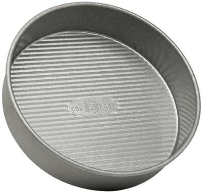 USA Pan Bakeware Aluminized Steel Cake Pan