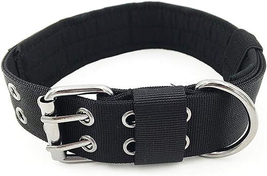 Cuello ajustable fuertecuello hebilla de cinturón,collar de perro ...