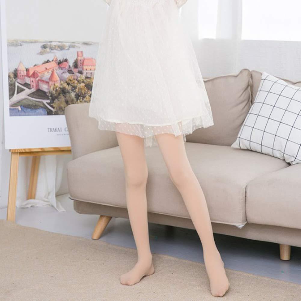 3 Pack Girls Ultra Soft Ballet Dance Tights Velet Transition Tight Microfiber Convertible Ballerina Dancing Stockings