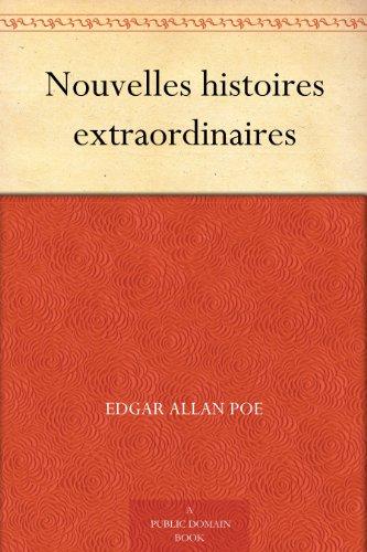 Nouvelles histoires extraordinaires (French Edition)
